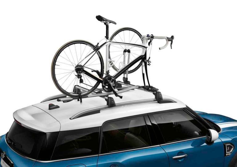 MINI rear bike rack