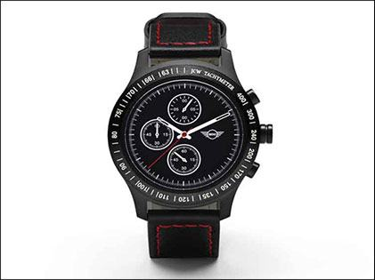 MINI JOHN COOPER WORKS TACHYMETER WATCH