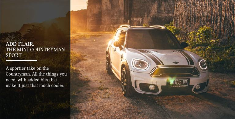 MINI Countryman Sports
