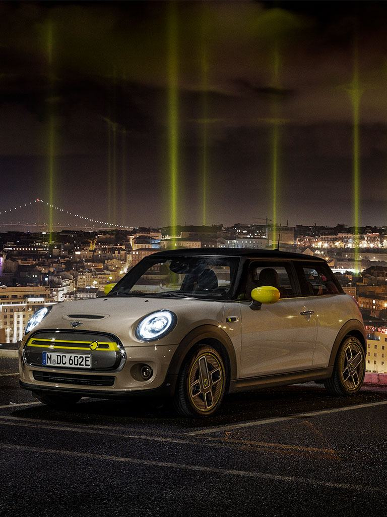 MINI Charged With Passion