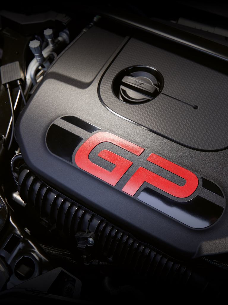 MINI John Cooper Works GP – 2.0 litre – 306 PS 4-cylinder engine
