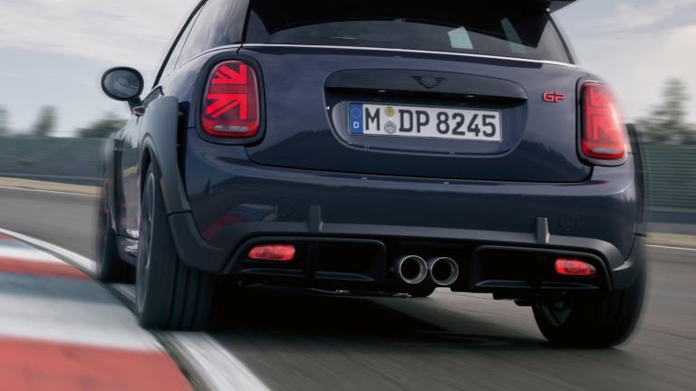 MINI John Cooper Works GP – rear bumper – diffuser